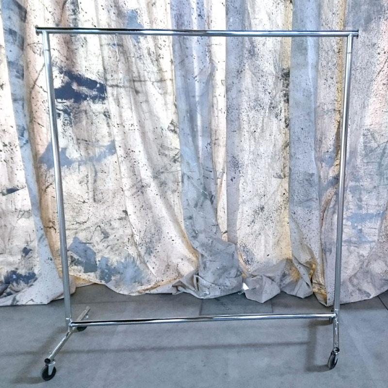 Coat racks drapes