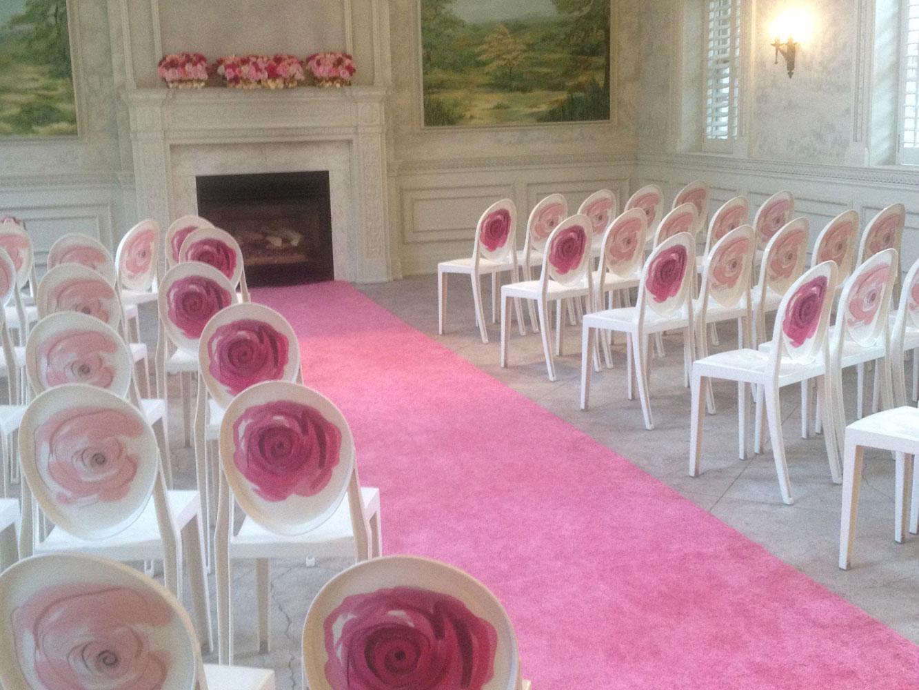 Sitra Hollywood Carpet Runner pink