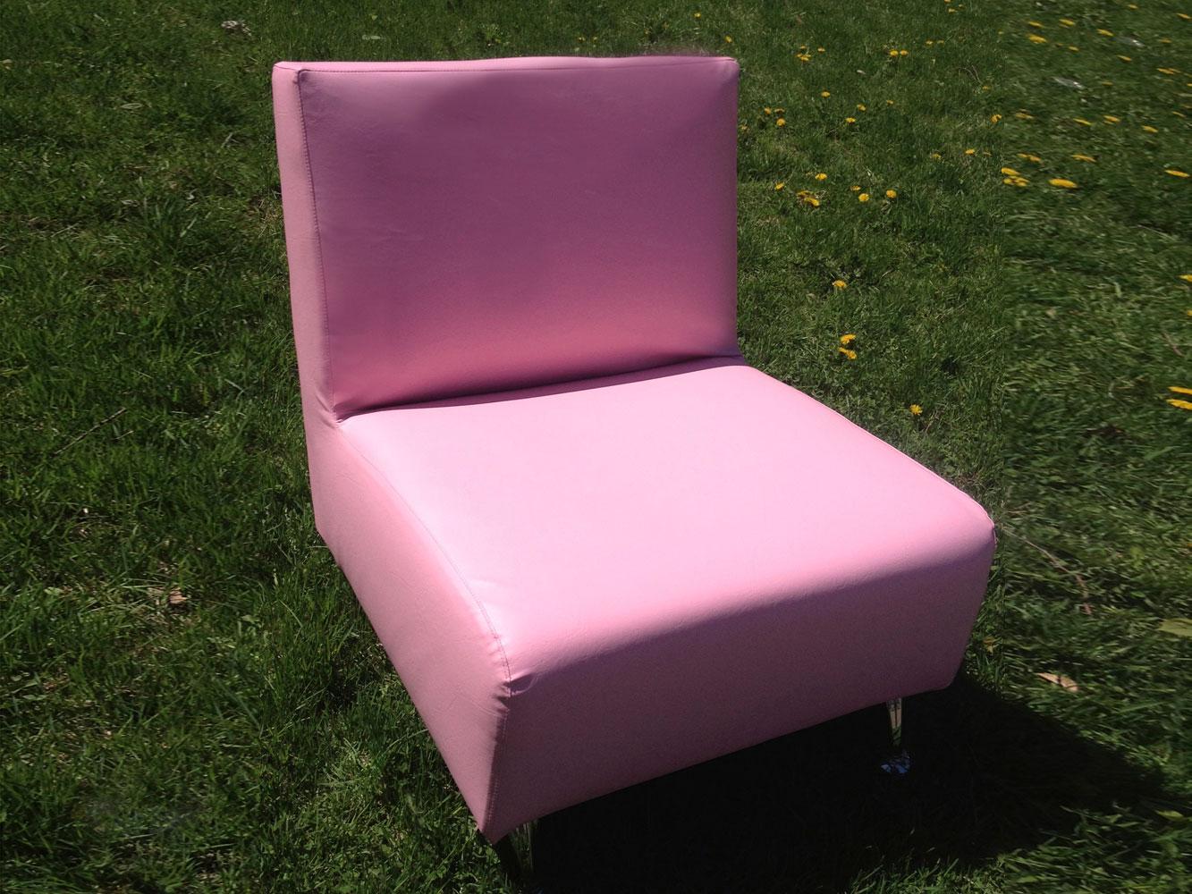 Pink Contemporary sofa
