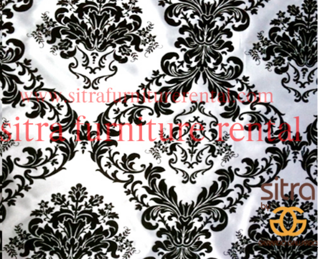 SITRA TABLECLOTH DAMASK