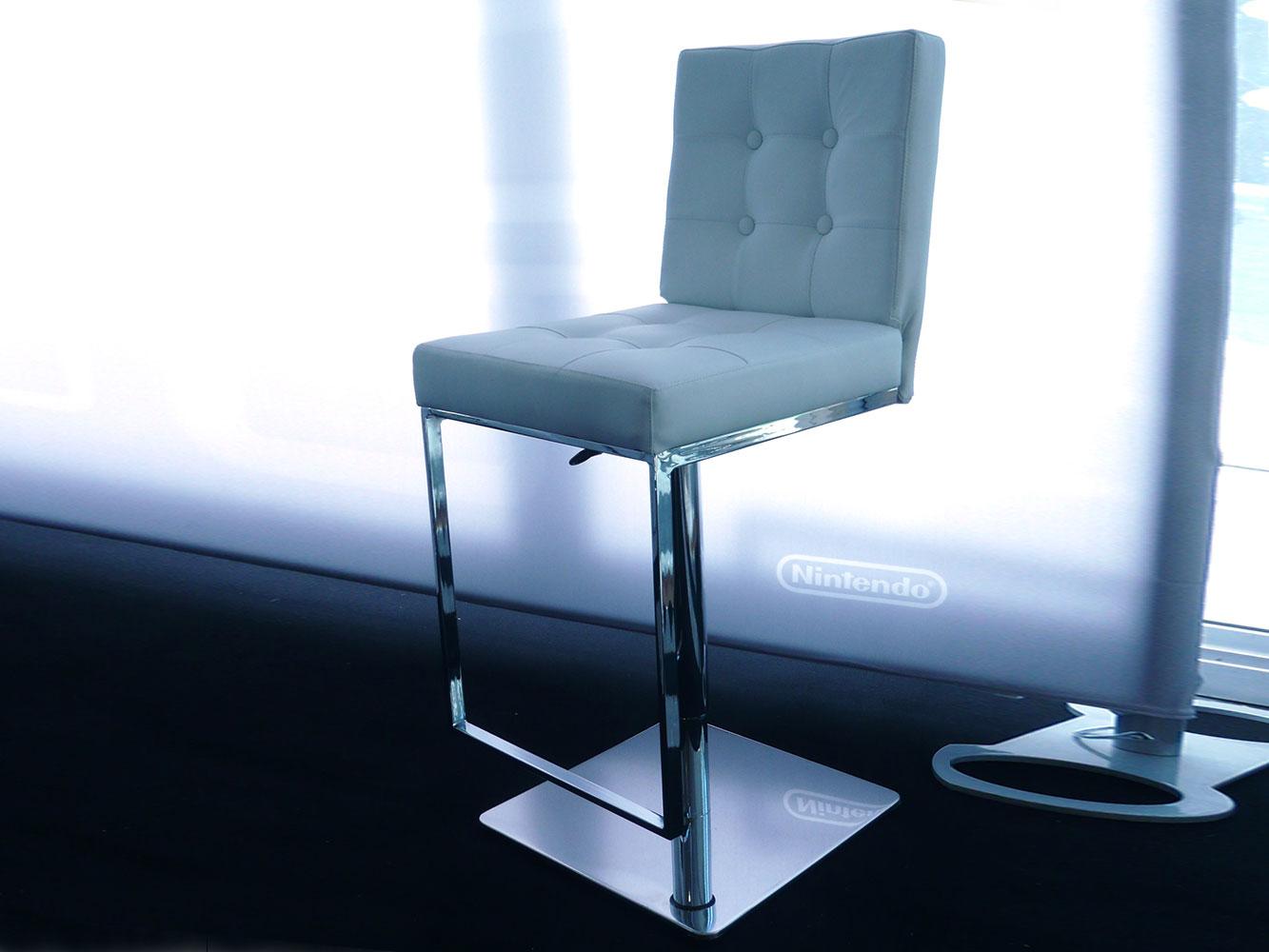Toronto Bar stool with back